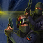 Финальная Арена Counter-strike