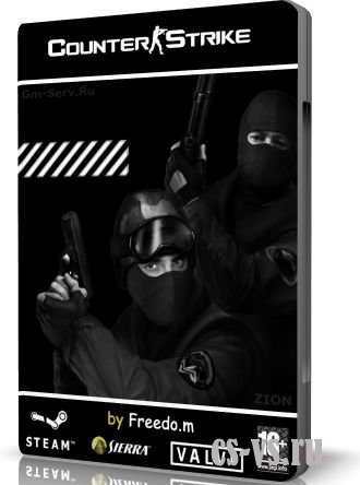 Counter-Strike 1.6 by Freedo.m