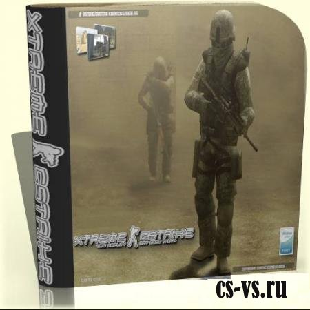 XTCS Counter-Strike 1.6 Final Release 2011