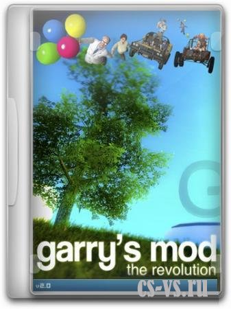 The Revolution Garry's Mod 2.0 v1.0.25.0 (2011/Rus/Eng)