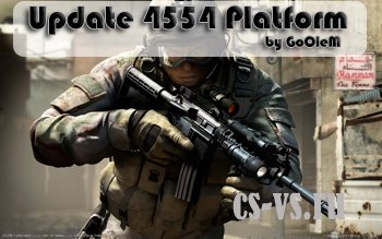 Update 4554 Platform by GoOleM (rus)