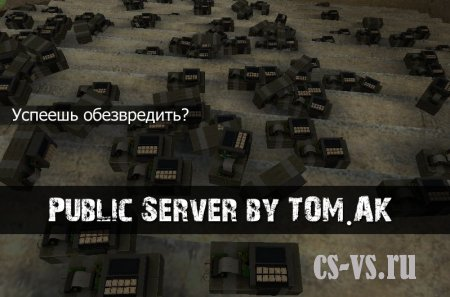 Public Server by TOM.AK