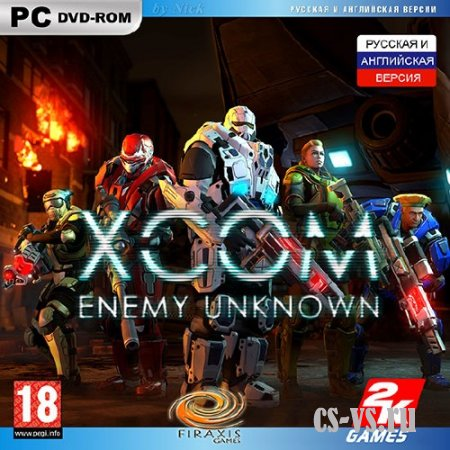 XCOM: Enemy Unknown [Update 3] (2012/RUS/ENG/RePack от R.G. Catalyst)