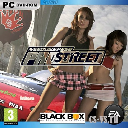 Need for Speed: ProStreet (2007/PC/RUS/RePack от R.G. REVOLUTiON)