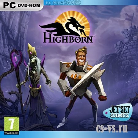 Highborn (2013/ENG/FANiSO)