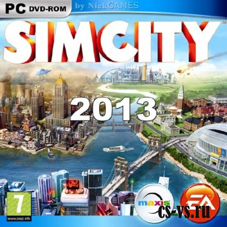 SimCity 5 Digital Deluxe Edition (2013/ENG)