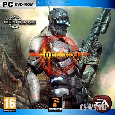 HellGate: London (2007/RUS/ENG/RIP от R.G. Механики)