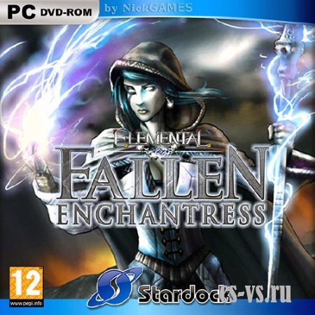 Elemental: Fallen Enchantress (2012/PC/RUS/ENG/RePack от R.G. UPG)
