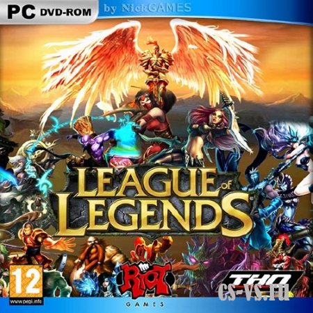 Лига Легенд / League of Legends (2009/PC/RUS/RePack от Mephi1000fel)