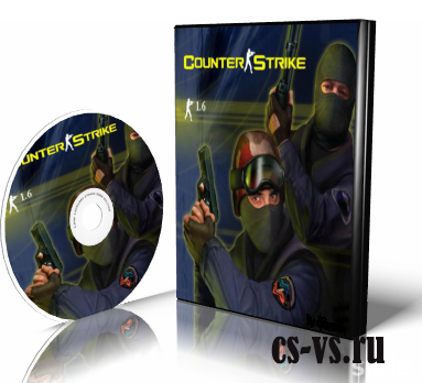 Counter-Strike 1.6 Original + Bots[2013, ENG]
