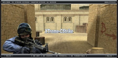 XTCS Counter-Strike 1.6 Final Release