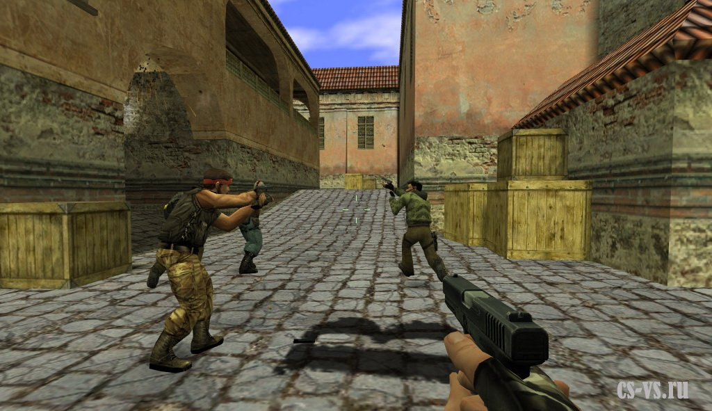XTCS Counter-Strike 1.6 Final Release (2009) PC.