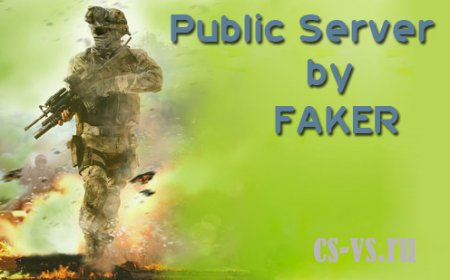 Public Server by FAKER