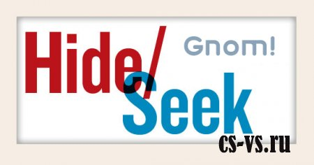 Hide'n'Seek Server by Gnom!