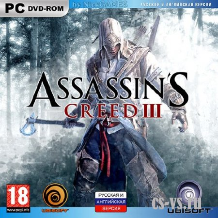 Assassin's Creed 3: Deluxe Edition v 1.03 + 3 DLC (2012/RUS/ENG/Multi17/Steam-Rip от R.G. GameWorks)
