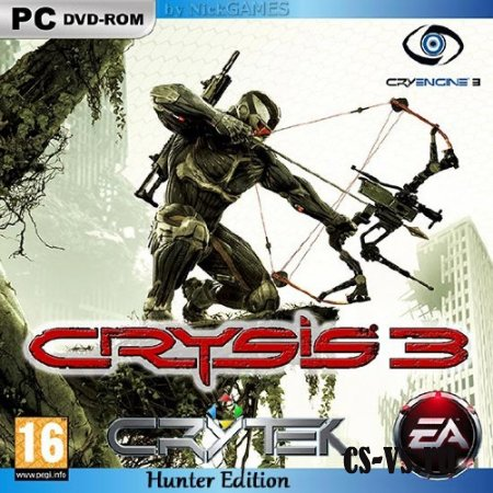 Crysis 3: Hunter Edition (2013/RUS/ENG/Origin-Rip от R.G. GameWorks)