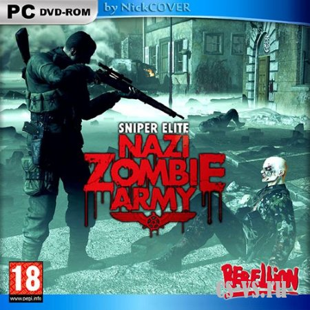 Sniper Elite: Nazi Zombie Army (2013/PC/ENG/RePack от =Чувак=)
